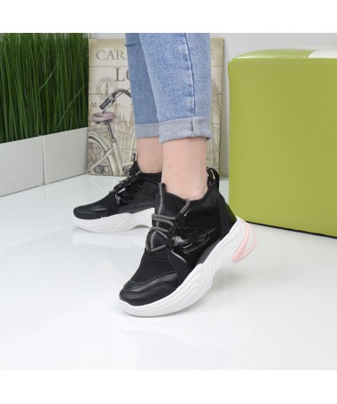 Pantofi Sport De Dama Ami Negri - Trendmall.ro