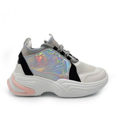 Pantofi Sport De Dama Ami Albi - Trendmall.ro