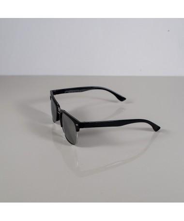 Ochelari De Soare Clubmaster Lizz Unisex Gri - Trendmall.ro