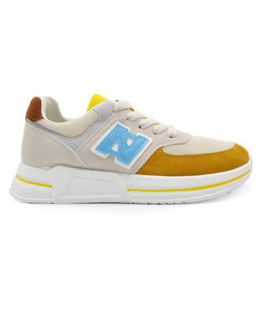 Pantofi Sport De Dama Nuba Bej - Trendmall.ro