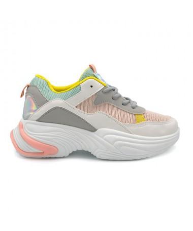 Pantofi Sport De Dama Vele Roz - Trendmall.ro