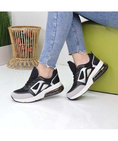 Pantofi Sport De Dama Lad Negri - Trendmall.ro