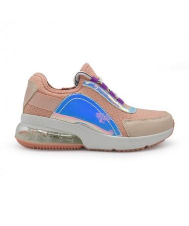 Pantofi Sport De Dama Cameli Roz - Trendmall.ro