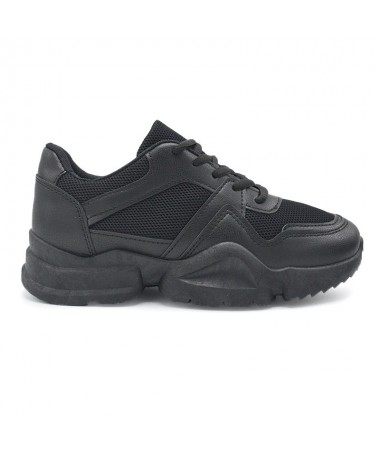 Pantofi Sport De Dama Bibo Negri - Trendmall.ro