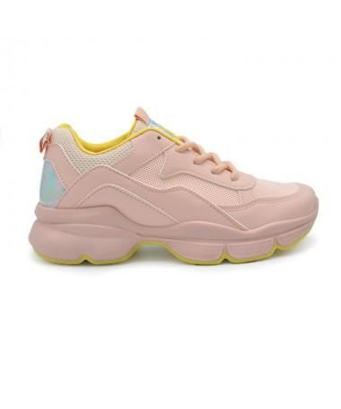 Pantofi Sport De Dama Casio Roz - Trendmall.ro