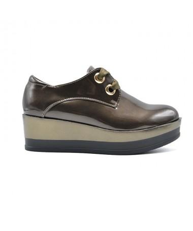 Pantofi Casual De Dama Ezi Verzi - Trendmall.ro