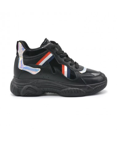 Pantofi Sport De Dama Tran Negri - Trendmall.ro