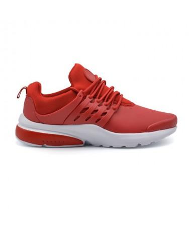 Pantofi Sport De Barbati Dasca Rosii - Trendmall.ro