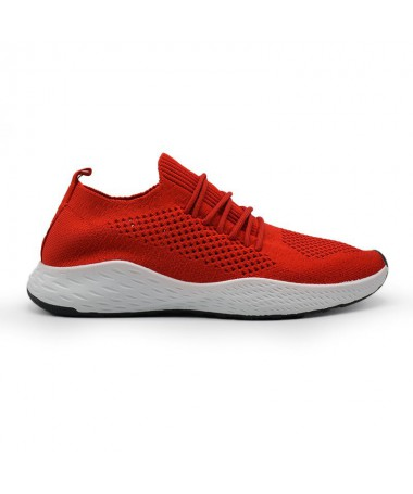 Pantofi Sport De Barbati Den Rosii - Trendmall.ro