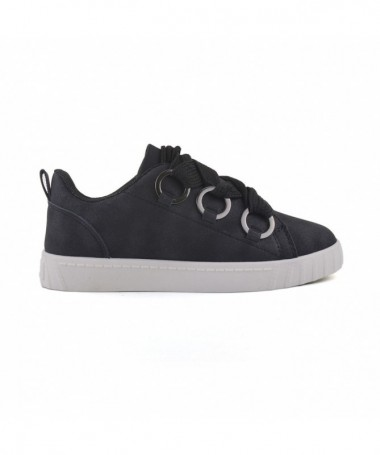 Pantofi Sport de dama Hol Negri - Trendmall.ro