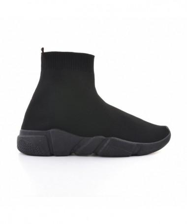 Pantofi Sport De Barbati Exte Full Negri - Trendmall.ro