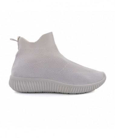 Pantofi Sport De Dama Didina Albi - Trendmall.ro
