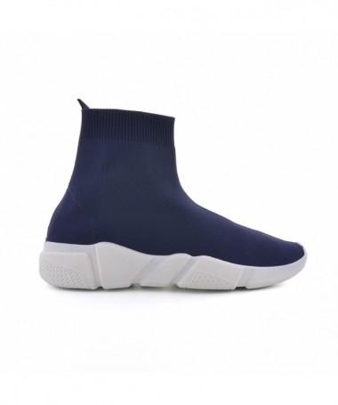 Pantofi Sport De Barbati Exte Albastri - Trendmall.ro