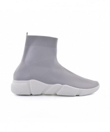 Pantofi Sport De Barbati Exte Gri - Trendmall.ro