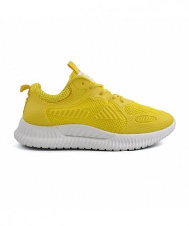 Pantofi Sport De Barbati Irle Galbeni - Trendmall.ro