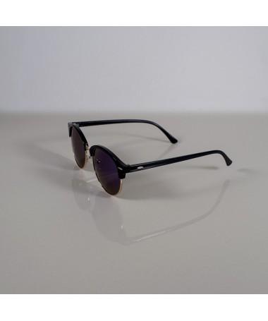 Ochelari De Soare Clubmaster Spott Albastri Unisex - Trendmall.ro