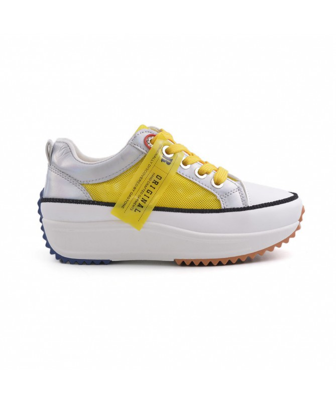 Pantofi Sport De Dama Origini Galbeni - Trendmall.ro