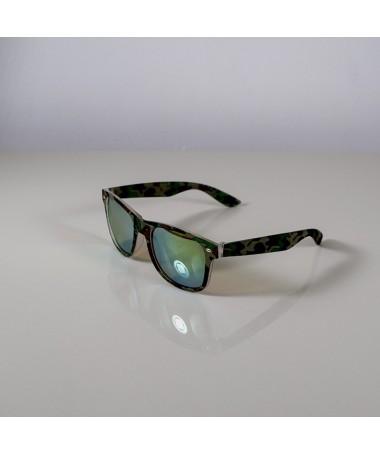 Ochelari De Soare Wayfarer Zicc Camo Unisex - Trendmall.ro