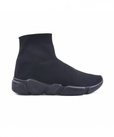 Pantofi Sport De Dama Exte Full Negri - Trendmall.ro