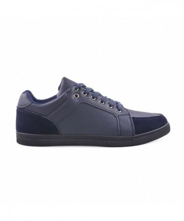 Pantofi Sport De Barbati Tudu Albastri - Trendmall.ro