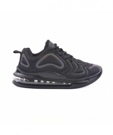 Pantofi Sport De Copii Unisaris Negri - Trendmall.ro
