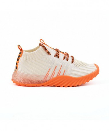 Pantofi Sport De Copii Olev Albi - Trendmall.ro
