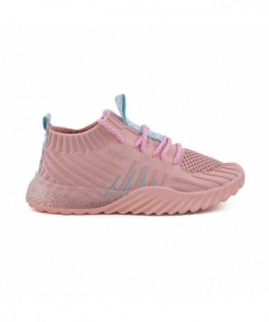 Pantofi Sport De Copii Olev Roz - Trendmall.ro