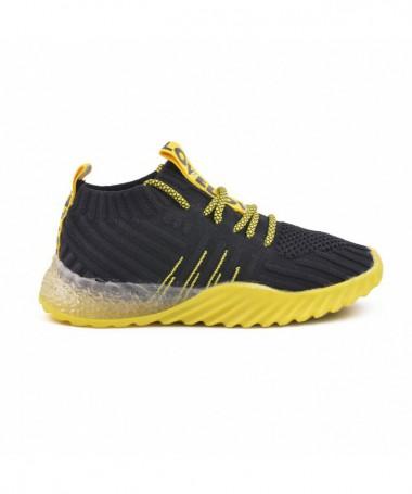 Pantofi Sport De Copii Olev Galbeni - Trendmall.ro