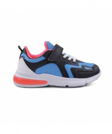 Pantofi Sport De Copii Miti Albastru Deschis - Trendmall.ro