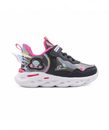 Pantofi Sport De Copii Sue Negri - Trendmall.ro