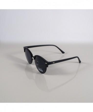 Ochelari De Soare Clubmaster Gordon Negri Unisex - Trendmall.ro