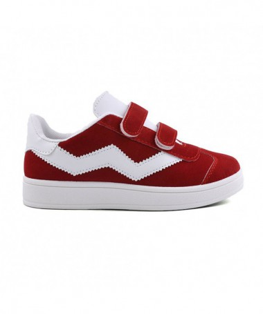 Pantofi Sport De Copii Caty Rosii - Trendmall.ro