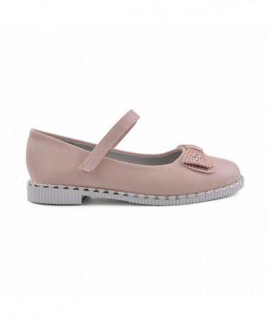 Pantofi Casual De Copii Meli Roz - Trendmall.ro