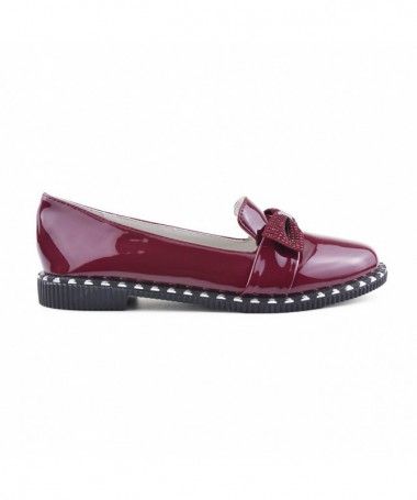 Pantofi Casual De Copii Siera Rosii - Trendmall.ro