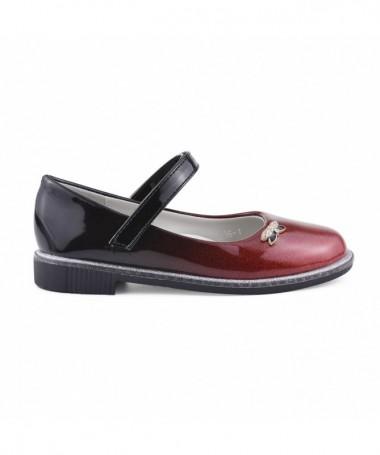 Pantofi Casual De Copii Minium Rosii - Trendmall.ro