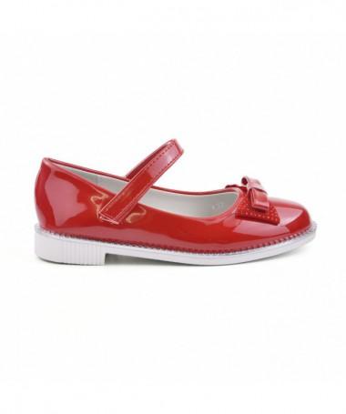Pantofi Casual De Copii Gatias Rosii - Trendmall.ro