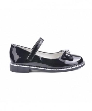 Pantofi Casual De Copii Gatias Negri - Trendmall.ro