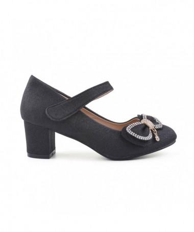 Pantofi Casual De Dama Felici Negri - Trendmall.ro