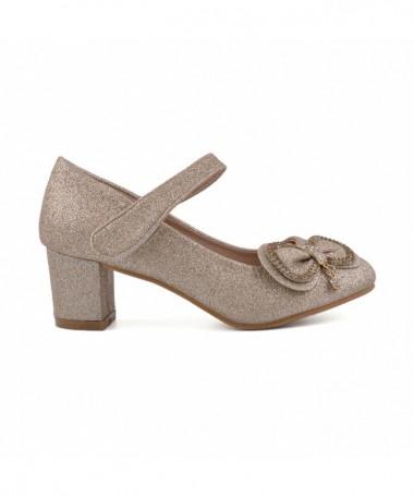 Pantofi Casual De Dama Felici Auri - Trendmall.ro