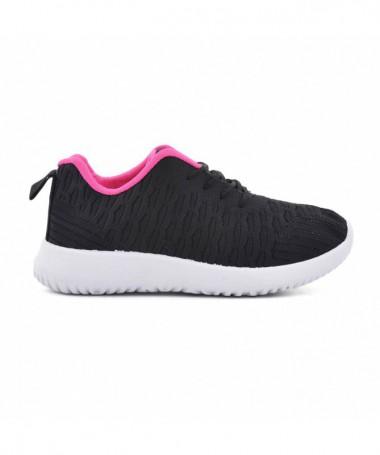 Pantofi Sport De Copii Adeli Negri - Trendmall.ro