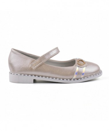 Pantofi Casual De Copii Meri Bej - Trendmall.ro