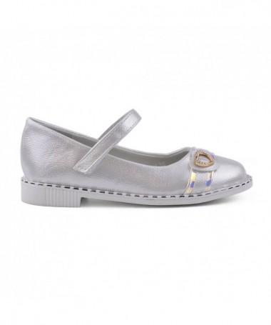 Pantofi Casual De Copii Meri Arginti - Trendmall.ro