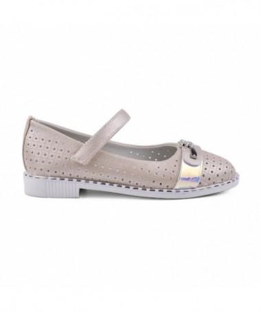 Pantofi Casual De Copii Spedi Bej - Trendmall.ro