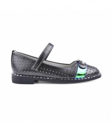 Pantofi Casual De Copii Spedi Argintiu Inchis - Trendmall.ro