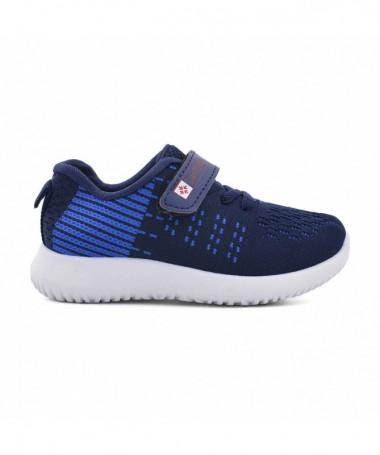 Pantofi Sport De Copii Lian Albastri - Trendmall.ro