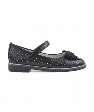 Pantofi Casual De Copii Sali Negri - Trendmall.ro