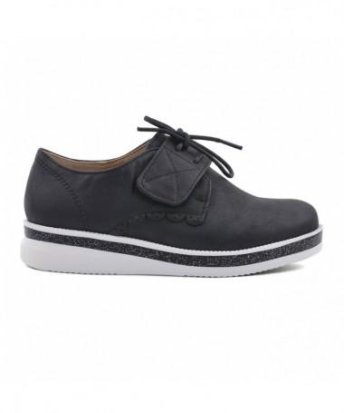 Pantofi Casual De Copii Ide Negri - Trendmall.ro