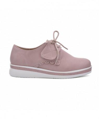 Pantofi Casual De Copii Ide Roz - Trendmall.ro