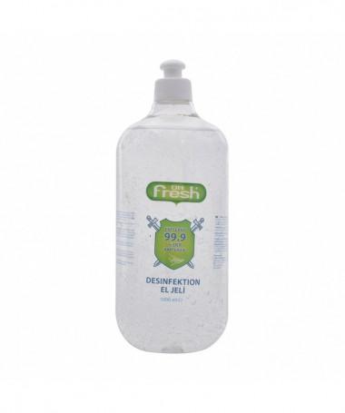 Gel Dezinfectant Antibacterian Biocid, 1000 ML - Trendmall.ro