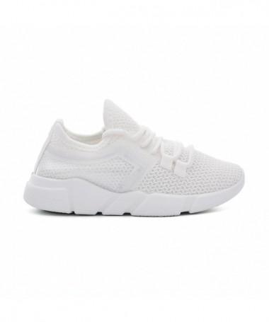 Pantofi Sport De Copii Mai Albi - Trendmall.ro